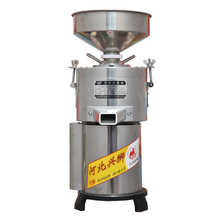 Commercial Sesame Peanut Grinding Miller Stuff Grinder Pulping Machine 1100w Sesame Paste Machine xeoleo commercial almond milling machine oily feed grinder for walnuts peanuts sesame seeds beans spices grease mill machine
