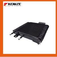 Radiador da caixa de engrenagens da transmissão do refrigerador do óleo da transferência automática para mitsubishi outlander airtrek 2001-2008 cu2w cu4w cu5w mr983077