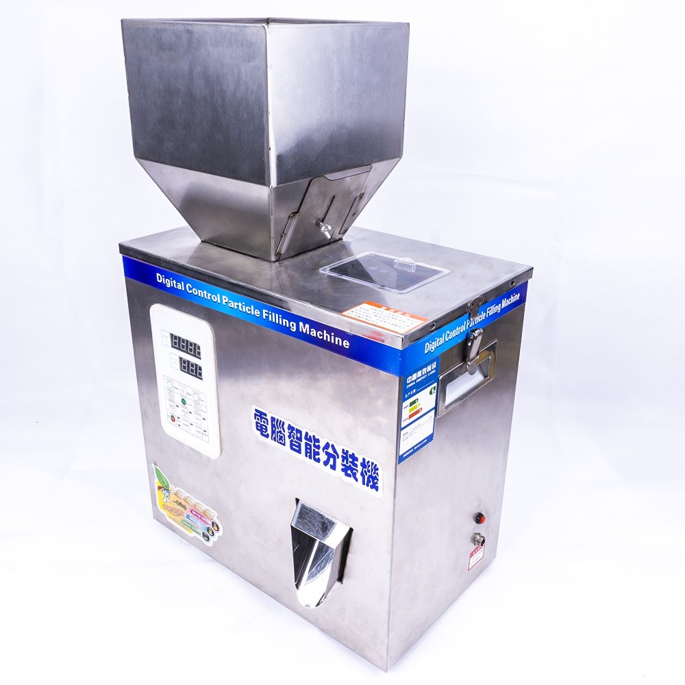 1-100g Automatic Measuring Distribution Packaging Machine Intelligent Split Packaging Machine Granule Bag Flling Machine