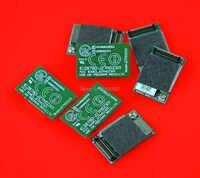 1pc WIFI Junta 3DS XL Original módulo WIFI inalámbrico Placa de pcb de repuesto piezas de reparación para Nintend 3DSXL