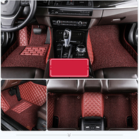 Custom car floor mats for Mazda All Models cx5 CX 7 CX 9 RX 8 Mazda3/5/6/8 March May 323 ATENZA accessorie car styling foot mat