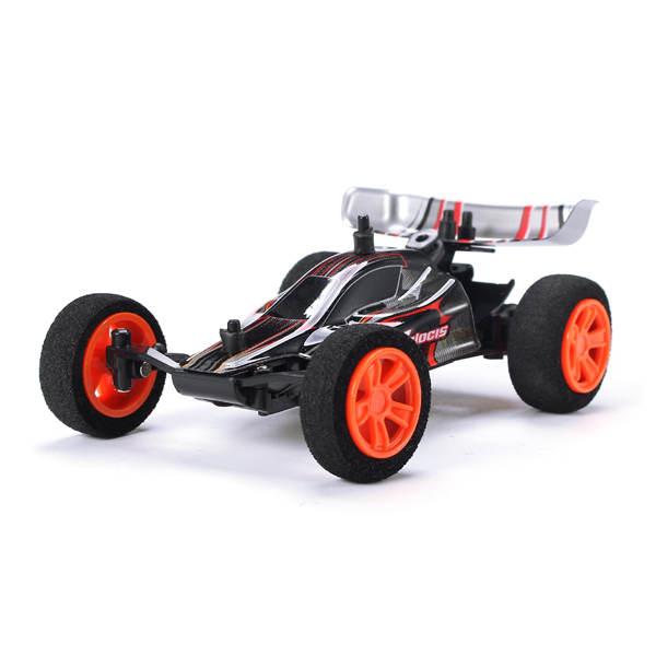 Velocis 1/32 2.4Ghz RC Car Mutiplayer in Parallel 4 CH Radio Control Car Operate USB Charging Edition RC Formula Car Model Toys 1