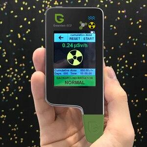 Image 5 - Greentest ECO 5F 3 In 1 Digitale Voedsel Nitraat Tester Concentratie Meter Analyzer Fruit/Vlees/Vis Water Hardheid Stralingen meter