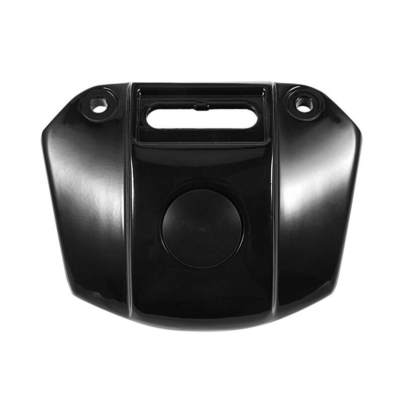 Motorcycle Headlight Black Mount Bracket For Sportster XL 883 1200 Models Headlight Bracket 1992-2012