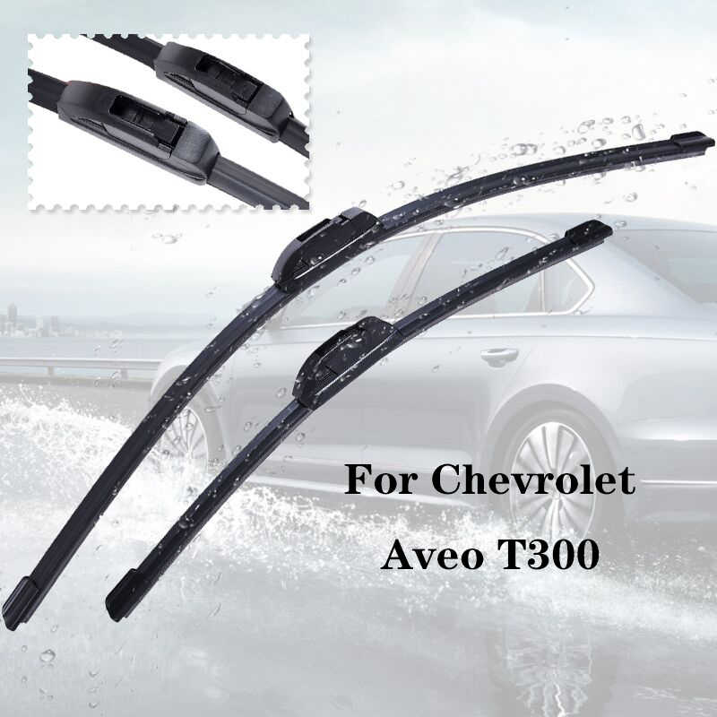 Misima Windshield Windscreen Wiper Blades For Chevrolet Aveo T300