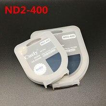 40.5 49 52 55 58 62 67 72 77 82mm ND Fader ND2 400 filtre à densité neutre Variable pour objectif dappareil photo Canon Nikon Sony