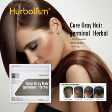 Hair Regrowing Formula Made from TCM Natural Herbs, Firm Root, Nourishing Quality, Cure Loss, Germinal