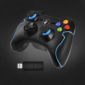 Image 5 - EasySMX ESM 9013 Wireless Gamepad For PC Android Phone TV Box Controller Joystick Vibration Joypad Gamepad For PS3 PC Gamers