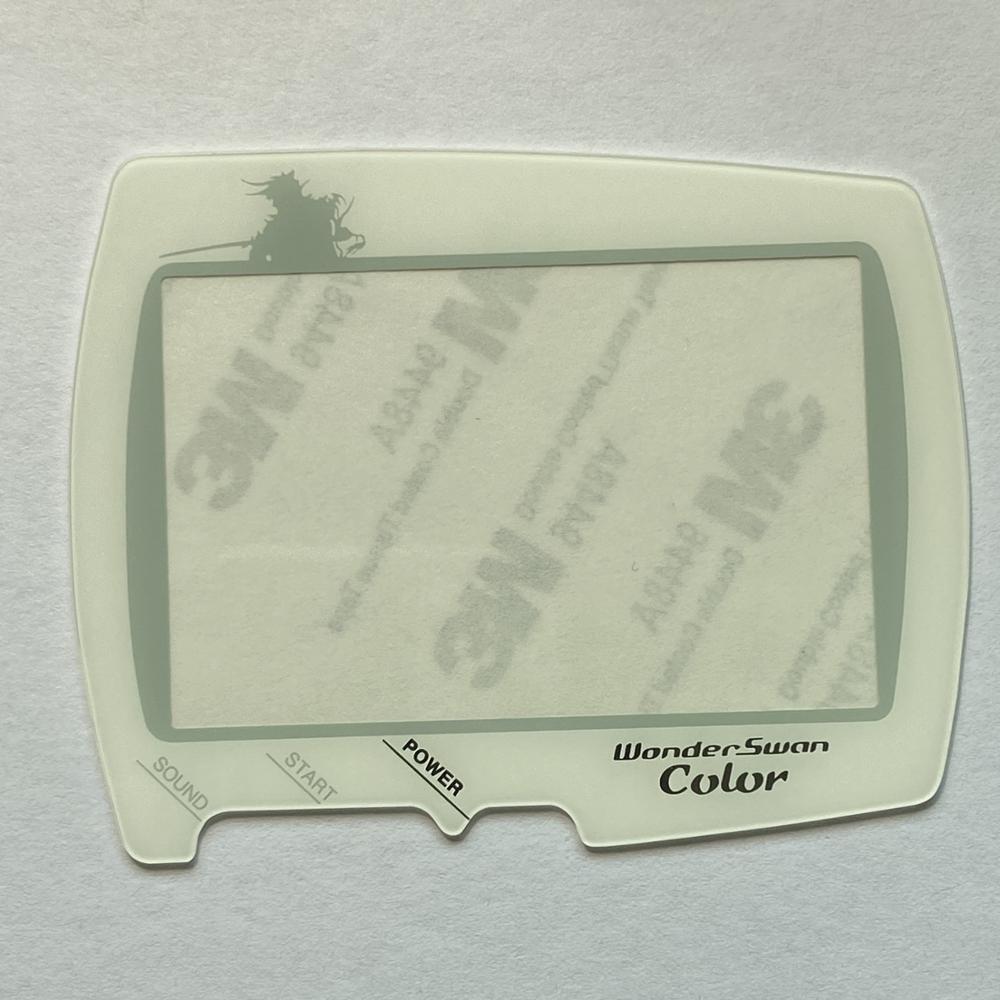 For BANDA WONDER SWAN COLOR Glass Lens Final Fantasy Limited Edition For WSC Glass Lens Mirror