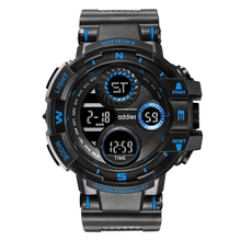Men Boy Digital Sports Military Watch Outdoor Field Explorat