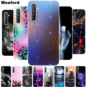 For OPPO Realme 6 Pro Case Cover Soft Silicone Back Cover For OPPO Realme 6 Pro Case Realme6 Realme 6 Pro 6i 6S Cover Fundas