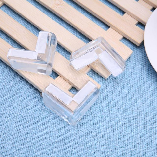 20pcs Desk Corner Guards Delicate for Baby Safety Furniture Corner Protector Pad Household Baby Safety Protection Accessories 4