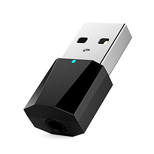 YIBEIKA AUX 3.5mm Jack Bluetooth receiver car wireless adapter hands free call Bluetooth adapter transmitter Auto music receiver