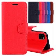 цена на Luxury Litchi Pattern Leather Case For HTC M8 D626 D820 Wallet Flip Case For HTC Desire 630 Magnetic Case