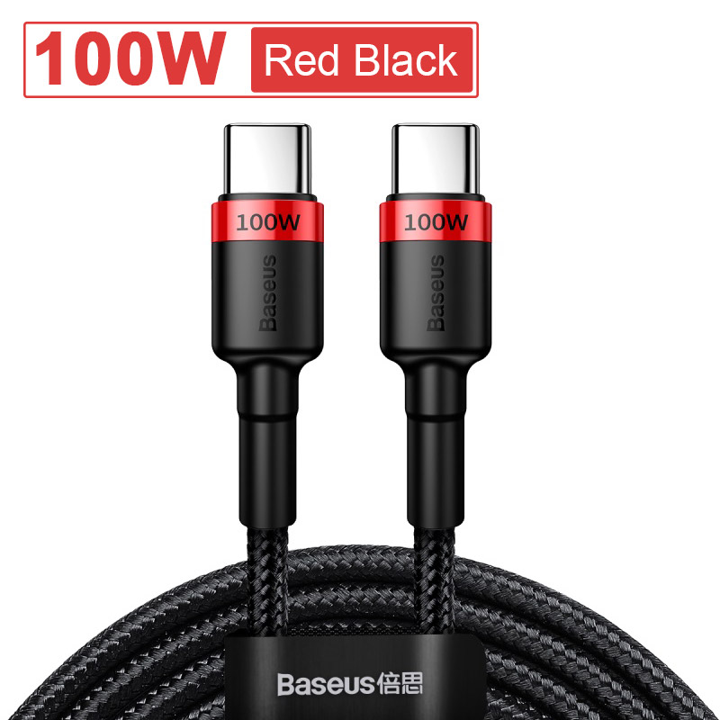 Black 100W Cable
