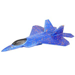 42cm crianças brinquedos mão jogando modelo avião espuma acrobática educação luz epp planador lutador avião crianças brinquedo de combate aeronaves