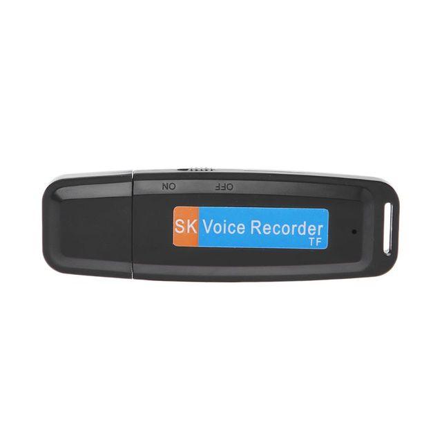 Mini lecteur de disque USB 2.0 | Mini, 8 go, lecteur de stylo, enregistreur vocal numérique, Audio, pour Windows Mac