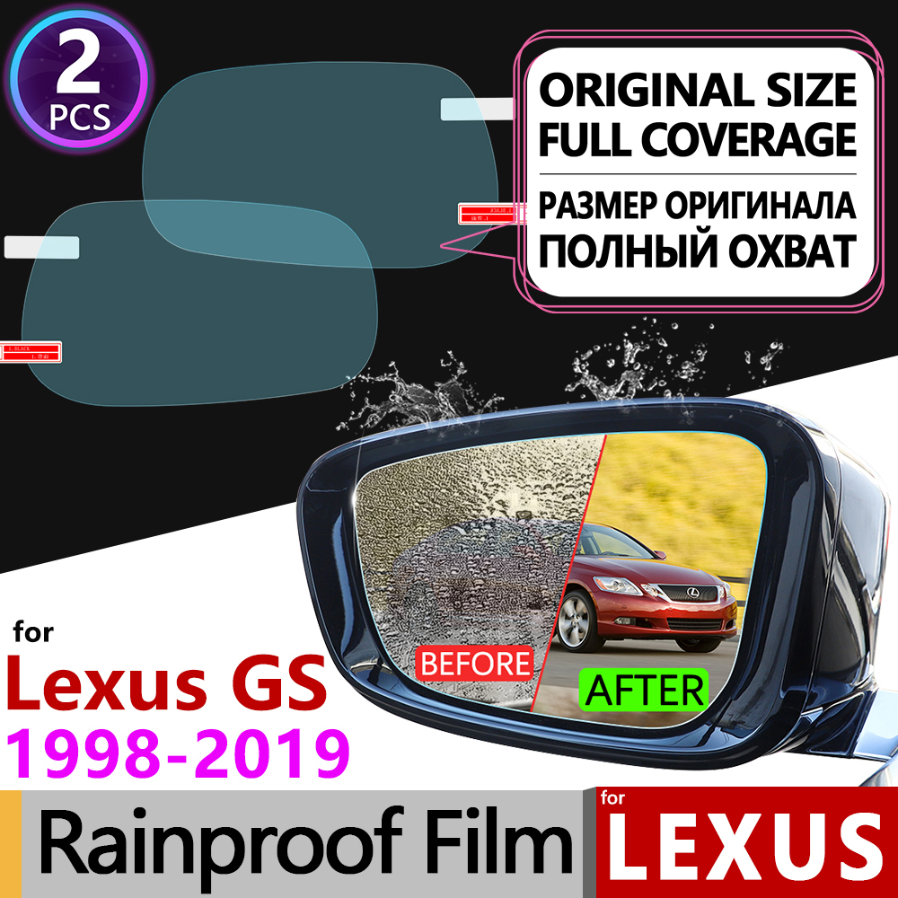 GS 430 IS 300 Replacement Mirror Glass LEXUS IS 200 GS 300 RIGHT