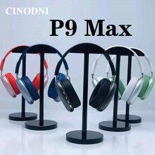 P9 наушники-вкладыши TWS Bluetooth 5,0 наушники Беспроводной наушники 9D стерео спортивные Водонепроницаемый гарнитуры P9 Max P9 MAX наушников
