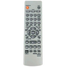 New Replacement AXD7407 For Pioneer DVD / CD XV DV232 XV DV240 XV DV350 S DV232 S DV340ST S DV240SW Remote Control