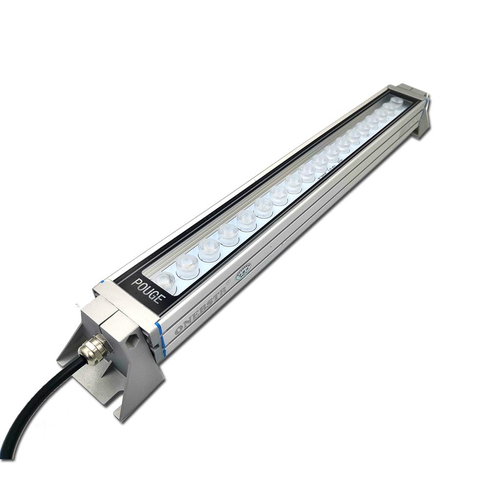 18W 24V/220V Led Panel Working Light CNC Machine Work Tool Lighting High Illumination Strong Light Waterproof IP67 Freeshipping