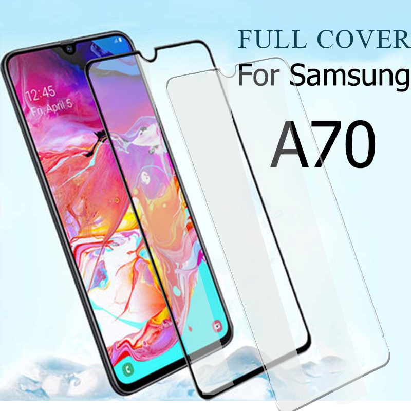 Full Cover Glass For Samsung A705F Tempered Glass Screen Protector For Samsung Galaxy A70 A 70 70a A7050f 6.7 SM-A705FN/DS 2019