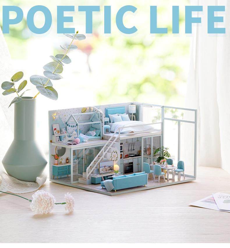 Miniature Meuble Maison De Poupée Tableau Noir Mini Cadeau Enfant Jouet