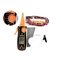 Circuito Auto Carro AC/DC Multímetro Testador lâmpada LED Reparação Automotiva Elétrica Multi-função de Segurança E Transportar Facilmente diagnosti
