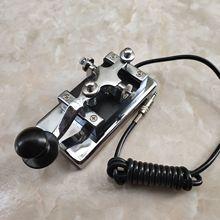 K 4 יד מפתח קצר גל רדיו מורס מורס קוד CW טלגרף K4 מפתח