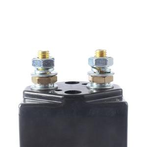 Image 5 - DIANQI SW180 NO (normally open ) style 12V 24V 36V 48V 60V 72V 200A DC Contactor ZJW200A for forklift handling wehicle car winch