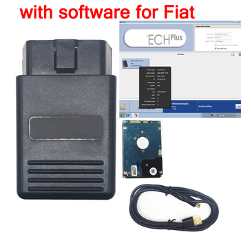 new Micro-Pod2 For Fiat car Diagnostic Programming scanner V17.1.0 for Fiat professional micro-pod2 online software HDD for Fiat