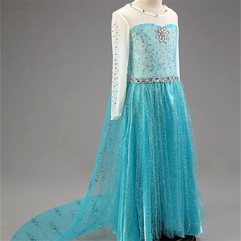 Printsessi / Elsa kostüüm lastele   3