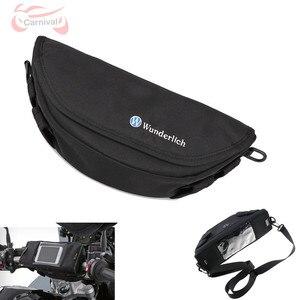 Motorcycle Handlebar Bag Saddle Bag Big Screen for Phone / GPS for BMW R1200RS R1200RT R1100GS R1200GS R1150GS R1150R R80 R80RT(China)