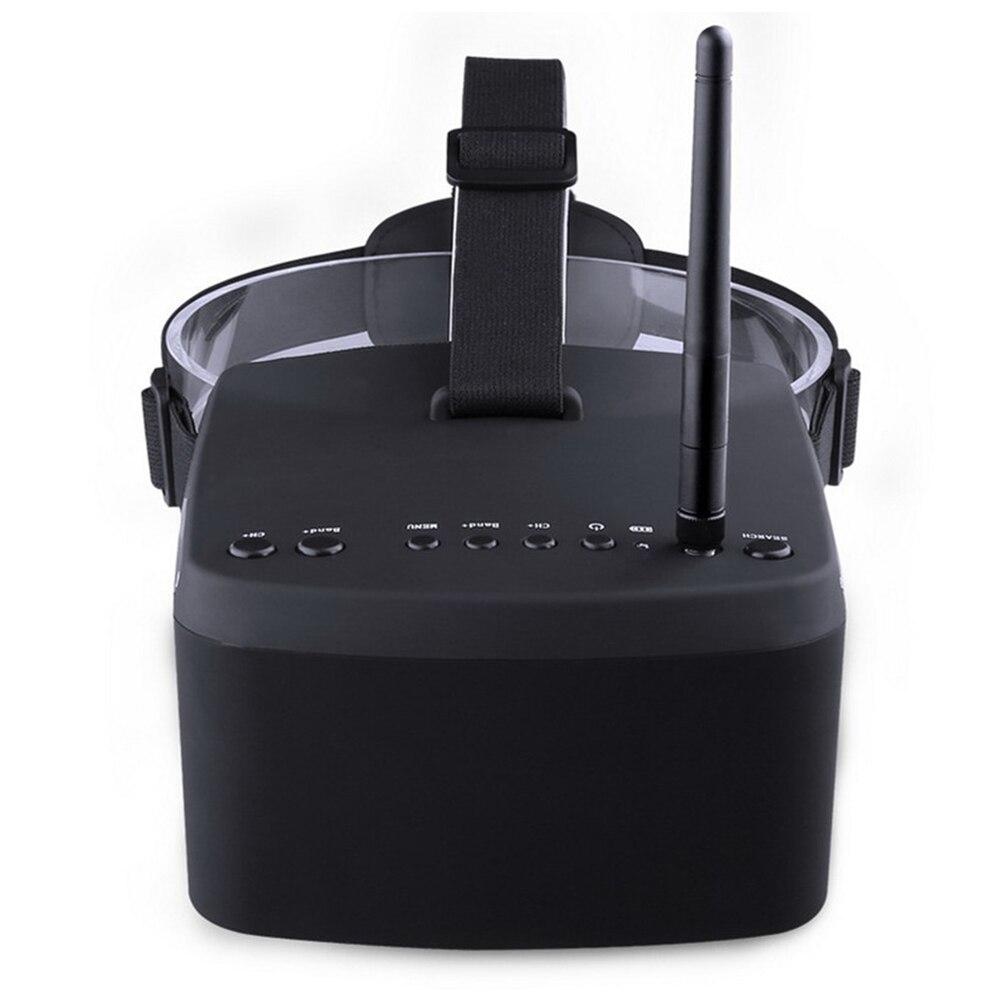 3D Occhiali Fpv Occhiali Giocattolo di Controllo Remoto Accessori Video Auricolare Hd Dvr Diversità Fpv con Batteria per Rc Drone parti