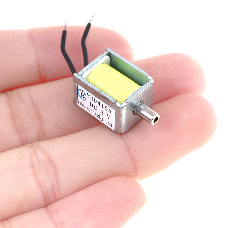 1PCS DC 3V Micro  Solenoid Valve Sphygmomanometer Vent Valve Normally Open