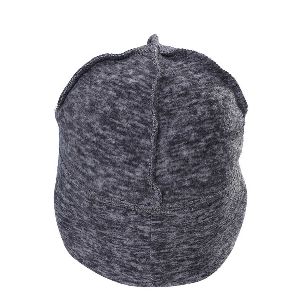شتاء دافئ تشغيل قبعات الحرارية الرياضة القبعات القطبية ابتزاز صوف ناعم على الجليد التنزه التخييم الدراجات يندبروف التزلج الرجال النساء