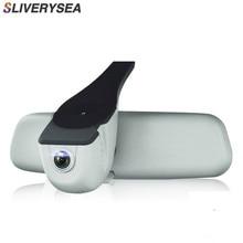 лучшая цена Car DVR Dash Cam Registrator Dual Camera Full HD 1080P Night Vision Video Recorder WiFi For Audi A1 A3 A4L A5 A6 Q3 Q5