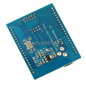 Image 3 - Xilinx XC9572XL CPLD Development Board Brassboard Learning Board JTAG Interface DC Power Supply with Switch