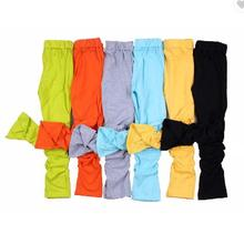 Stacked leggings joggers stacked sweatpants kids ruched pants legging jogging femme stacked pants girls sweat pants trousers