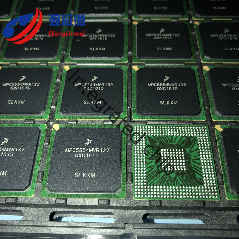 MPC5554MVR132  MPC5554MVR   Integrated Chip