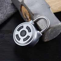 Беспроводной мини-замок с Bluetooth управлением телефона APP/кнопка управления замок без ключа для багажа Рюкзак домашний портативный Противоуг...