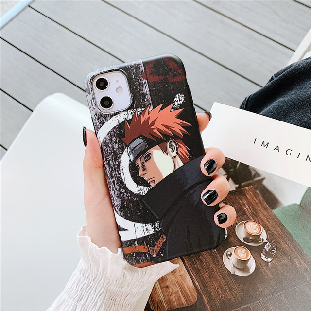 KAKASHI & PAIN IPHONE CASE