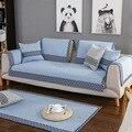 Чехол для дивана  6 цветов  нескользящий чехол для дивана в европейском стиле  накидка для дивана  полотенце для гостиной  Декор  подушка  оде...