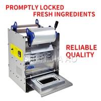 Semi automatic Food Sealing Machine Cooked Food Preservation Box Sealing Machine Lunch Box Packing Machine Fast