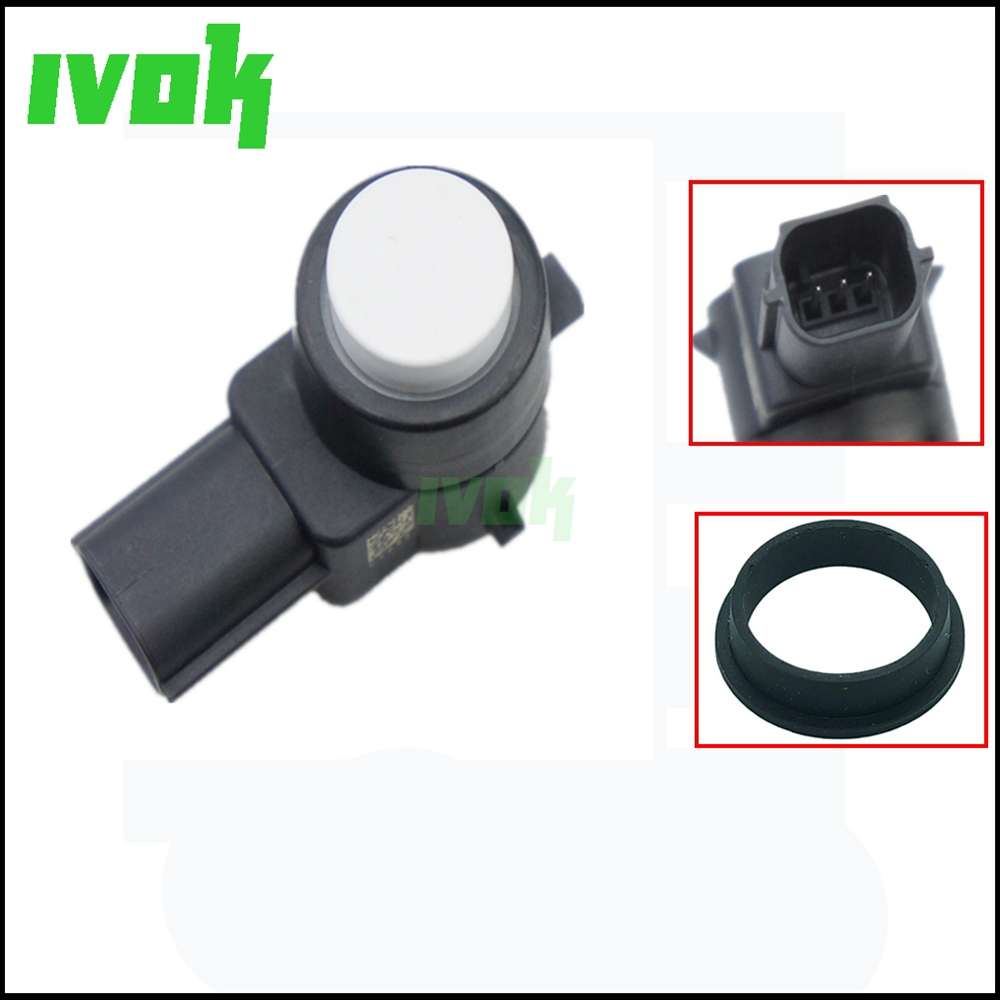 LHZTECH PDC Parking Sensor 92224001 For Chevrolet GM Opel Cadillac GMC Buick Parking Distance Control System