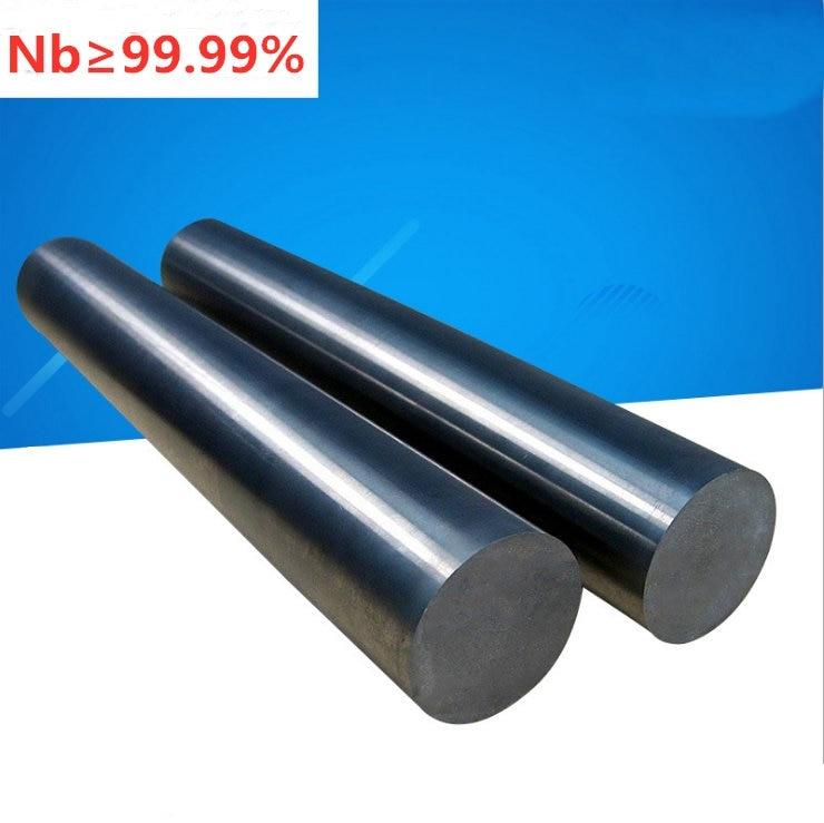 High Purity Niobium Plate Niobium Plate Metal Niobium Rod Niobium Electrode Niobium Block Niobium Tube Niobium Foil