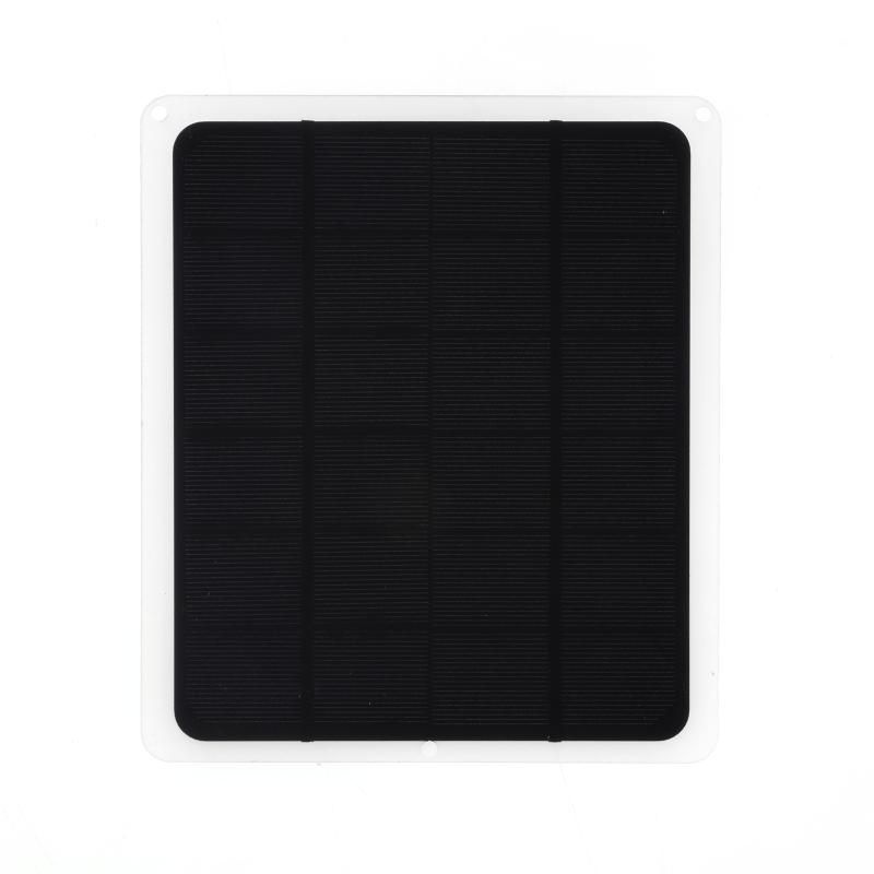 20w 6v silício monocristalino painel solar do