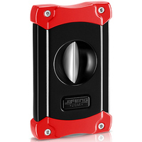 Metal Cigar Cutter Luxury Gadgets Six Color For Choose V Portable Stainless Steel Cigar Cutter