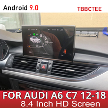 Auto Multimedia Spelen Voor Audi A6 S6 C7 4G 2012 ~ 2016 2017 2018 Mmi Rmc 4G Android auto Stereo Radio Gps Navigatie Touch Screen