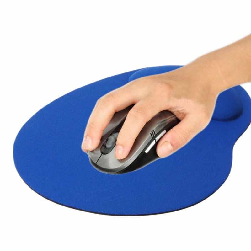 لوحة الماوس حصيرة المعصم حماية كرة التتبع الضوئية PC ثخن ماوس الوسادة الراحة الفئران الوسادة ل CS لعبة PC الدفتري المحمول